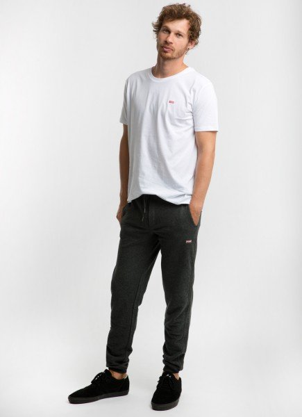 BASIC Mens Travelers Pants DARKGREY