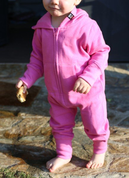 Kids Overall PINK