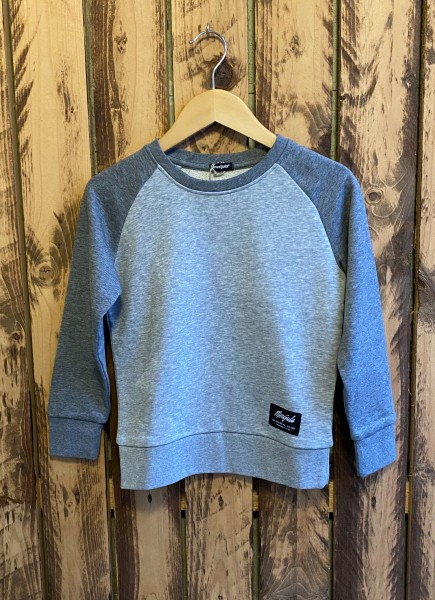 Kids Baseball Sweatshirt GREY