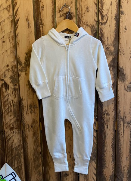 Kids Overall WHITE