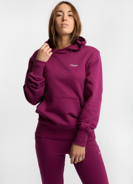 BASIC Hawaii Hoodie BERRY